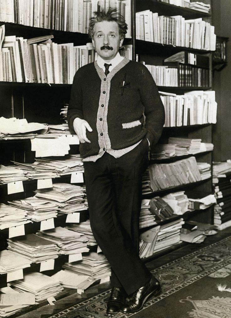 Albert einstein albert einstein wrote his first