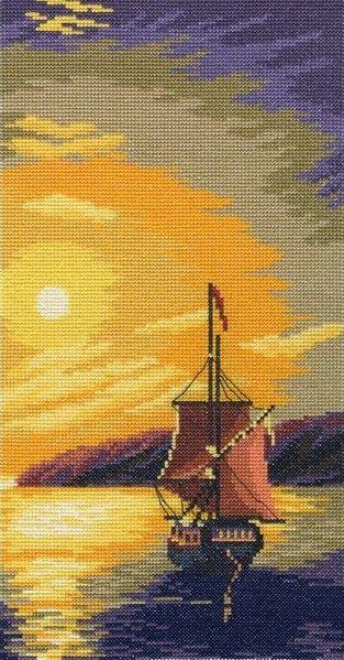 Master RTO: Season large embroideries