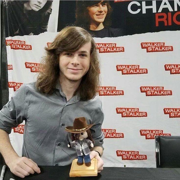 3.1m Followers, 100 Following, 59 Posts - See Instagram photos and videos from chandler riggs (@chandlerriggs5)