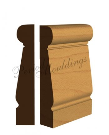 Georgian Architrave Kirby | Period Mouldings