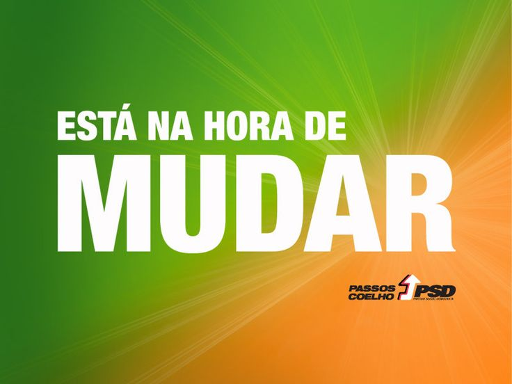 O Slogan quadrado Promete o futuro! O político, maduro No riso é o escarro!