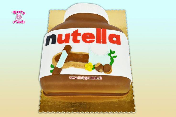 Torta Nutella | Torty Žilina