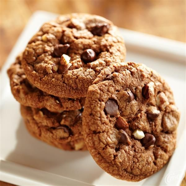 Chocolate chip cookies with nutmeg recipe