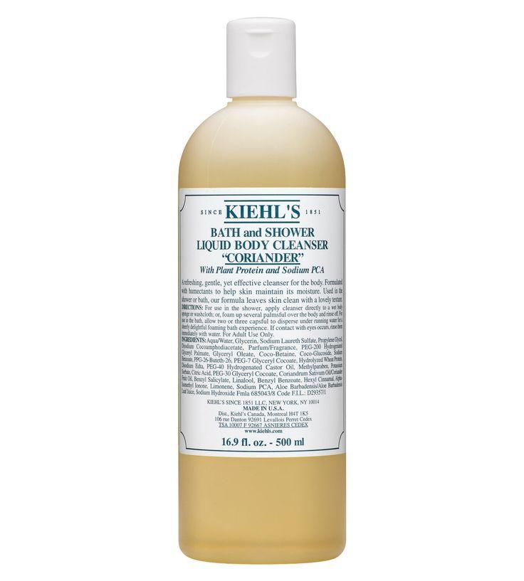 Kiehl's | Bath and Shower Liquid Body Cleanser Coriander - 500 ML