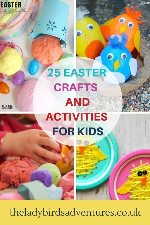 25 Easter Crafts And Activities For Kids Easter In The Classroom