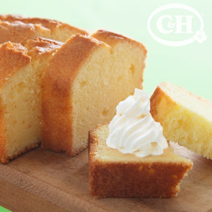 Irish Cream Pound Cake  | Dress up this pound cake for St. Patrick's Day with shamrock-shaped chocolate filigrees!