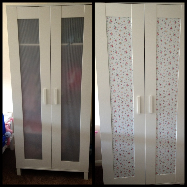 My Very Own Ikea Hack Done With Fablon Self Adhesive