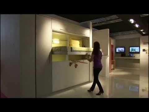Duvar Yatak Tasarımları - Spinelli
