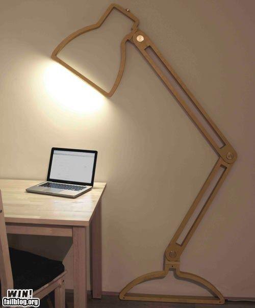 desk lamp Win