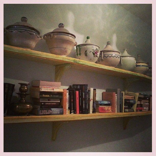 Zuppiere e libri a @Villa Zuccari #InMontefalco foto di @alericettedicultura