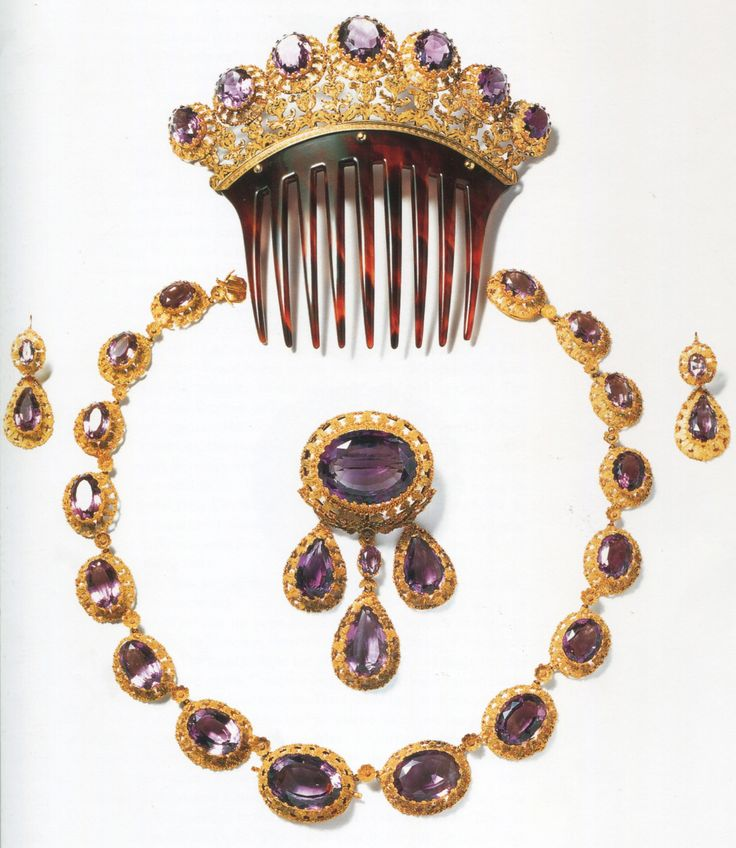 84 Best 1800s Jewelry Images On Pinterest