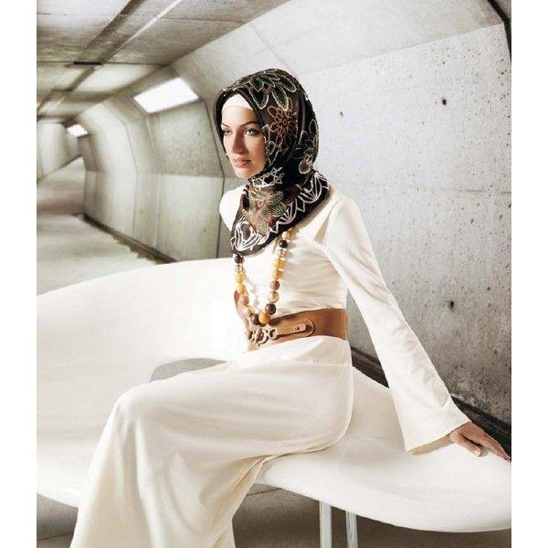 Мусульманская мода для женщин (платья и костюмы от Armine)