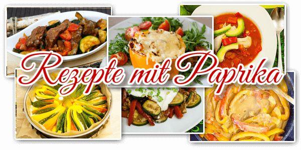 Wir kochen für dich die leckersten Low Carb Rezepte mit Paprika. Informationen rund um die Paprika (Kalorien, Nährwerte, Vitamine) inkl. Rezepteauswahl.