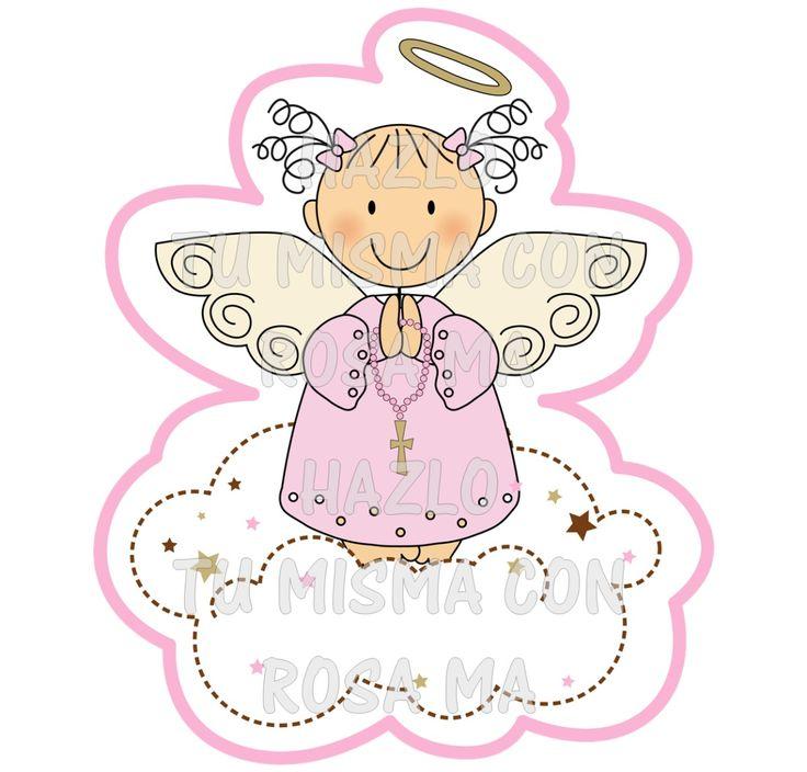 angel niña bautizo - Buscar con Google