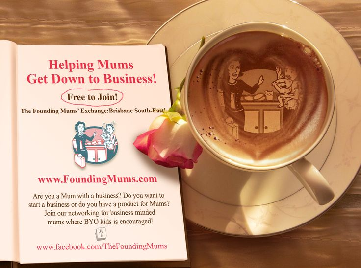 My wonderful co-host is @Danielle Lampert Toshack  For more info about this exchange contact brisbaneSE@foundingmums.com