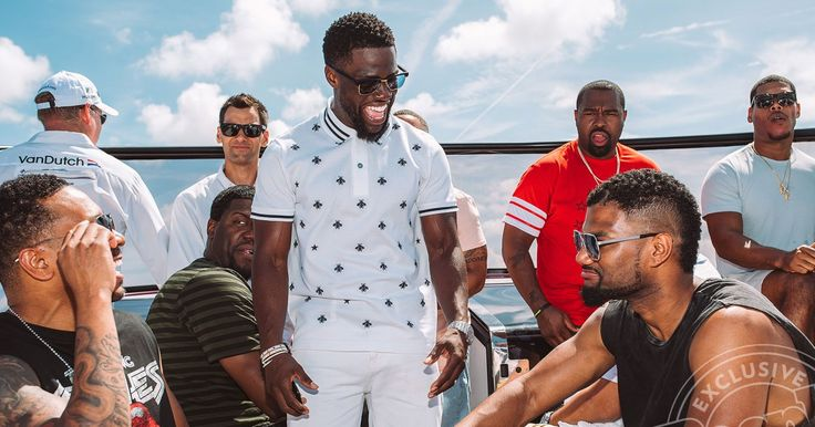 Kevin Hart Celebrates 38th Birthday at Star-Studded Irie Weekend in Miami