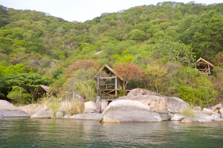 Kayak Africa- Domwe Island - Malawi