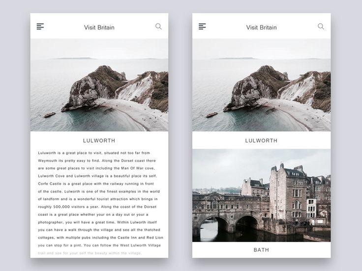 Visit Britain Travel Guides