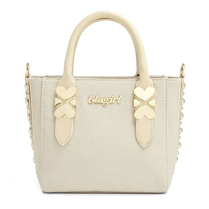 Blugirl Top Handle Handbag On Sale, fuxia, polyurethane, 2017, one size