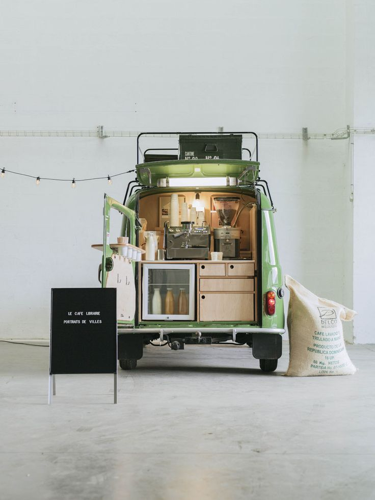 4L librairie-café | MilK decoration