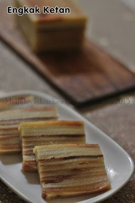 ketan palembang - Cara Membuat Kue Engkak Ketan Palembang Resep kue ...