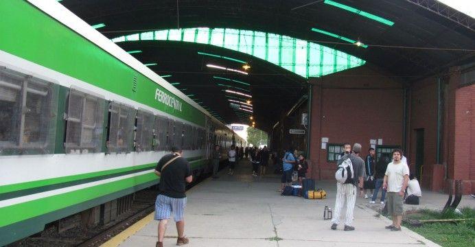 ferrocarriles del sud: VIAJAR EN TREN ES LA MEJOR OPCIÓN PARA LOS PRESUPU...