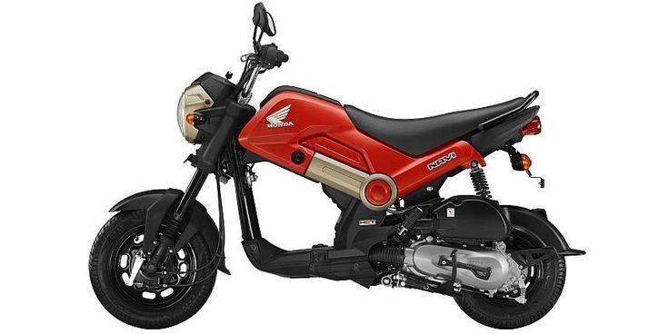 Uno de los nuevos modelos de moto de Honda para India es la Honda Navi, una variante más modesta de la Honda MSX125 muy particular.…