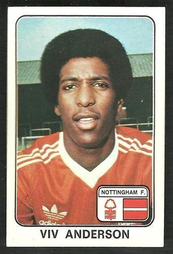 Nottingham Forest Viv Anderson Panini Football 79 # 283