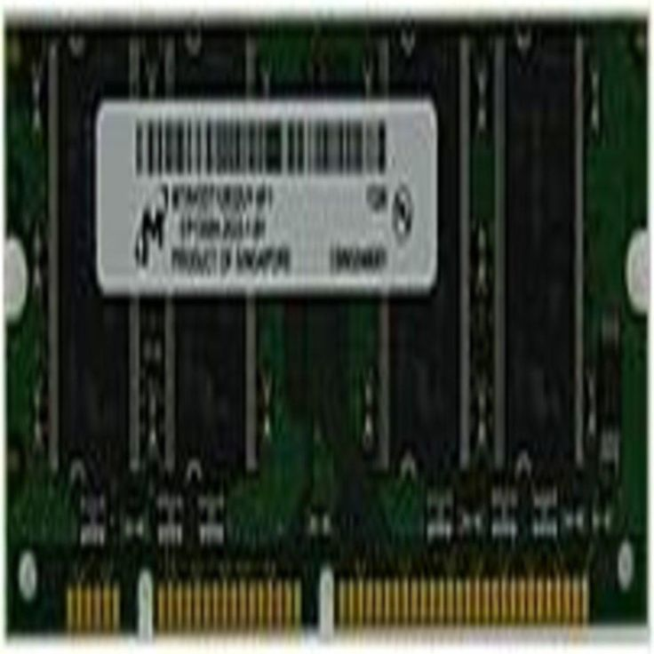 Micron Technology MT8VDDT12832UY6 512 MB Memory Module - DDR SDRAM - 333 MHz - 100-Pin UDIMM