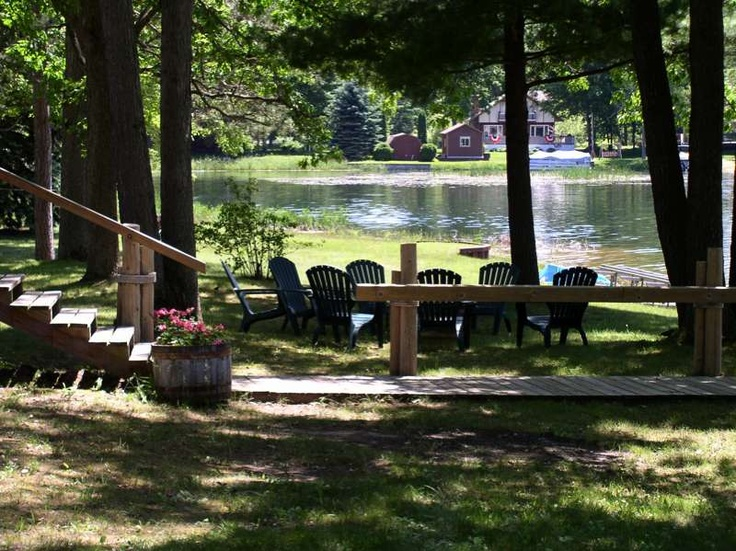 Harrison Mi This 5 Bedroom Lakefront Vacation Home Sits