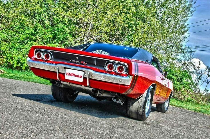 1968 dodge charger ❤