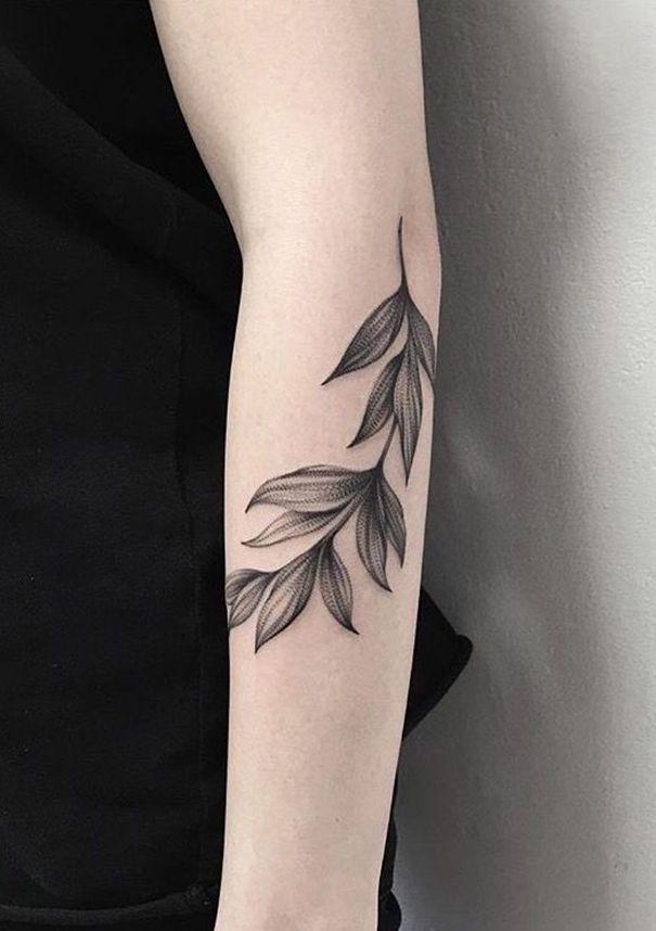 Blatter Tattoo Designs Mit Bedeutungen 30 10