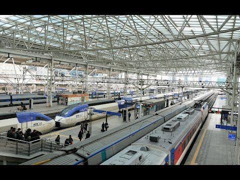 SEOUL Station, KOREA [서울역] ソウル駅, 首爾站 2017