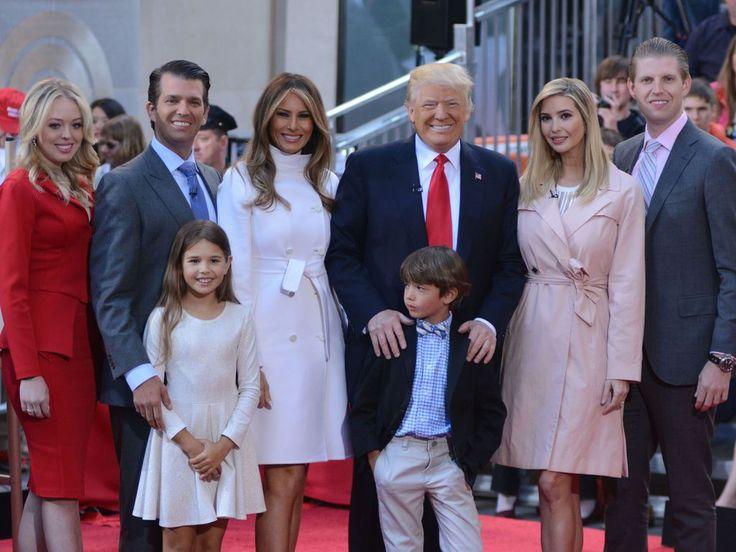 Donald Trump : qui sont les femmes de sa vie ? (photos)