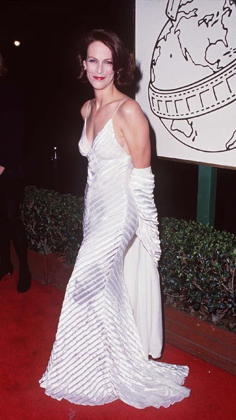 Jamie Lee Curtis at an event for Bubble Boy (2001)