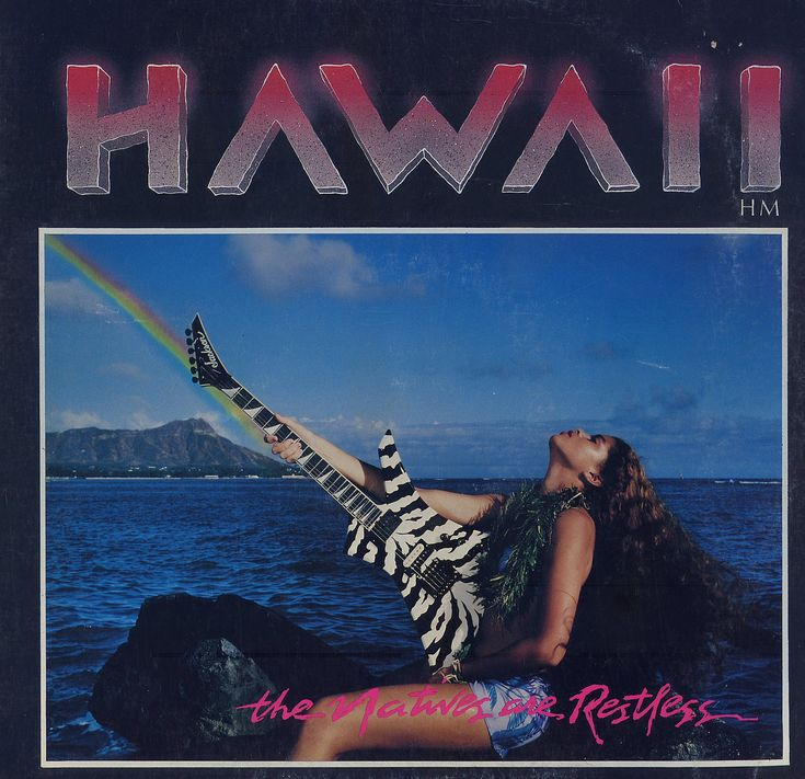 Hawaii - The Native Are Restless