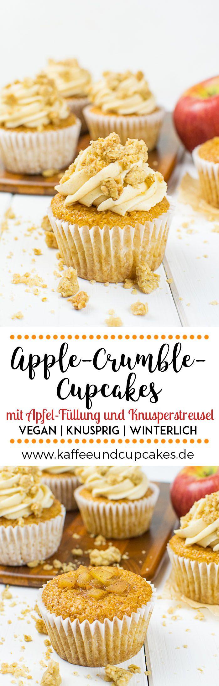 die besten 25 apfel cupcakes ideen auf pinterest apfel apfelkuchen muffins und hochzeitsmuffins. Black Bedroom Furniture Sets. Home Design Ideas