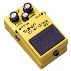 Boss Super OverDrive SD-1 Pedal $41633
