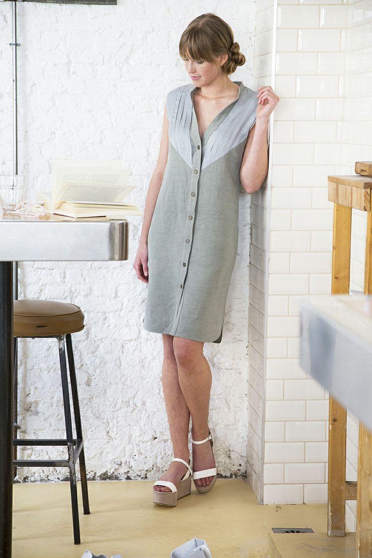 Tiffany dress by La Maison Victor. More DIY fashion inspiration: www.lamaisonvictor.com