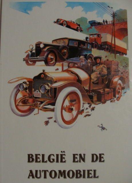 Online veilinghuis Catawiki: Lot met 5 boeken over auto's en motoren en 50 weekbladen jaren '20 en '30.