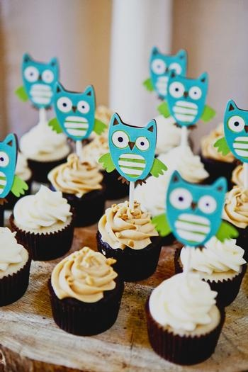 Cupcake Toppers $16