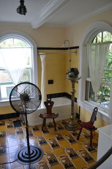 Ernest Hemingway House, Key West, Florida (Ки-Уэст, Флорида: Дом Эрнеста Хемингуэя)