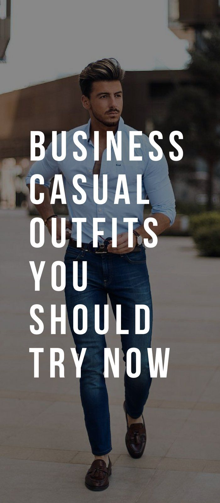 84d7c90a19 9 Minimal Business Casual Outfits For Men – LIFESTYLE BY PS