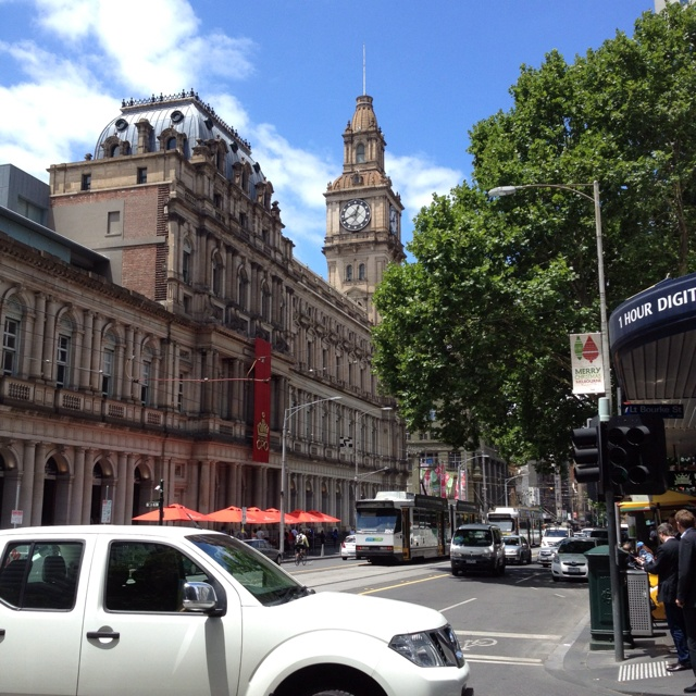 Melbourne: My home town