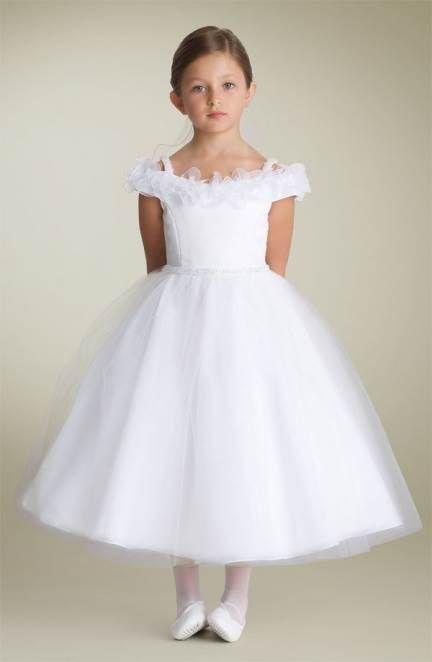Resultado de imagem para vestidos para daminhas 2017