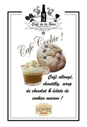 Café Cookie café du mois