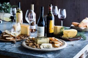 How Can A Wine And Cheese Party Lower Your Blood Pressure