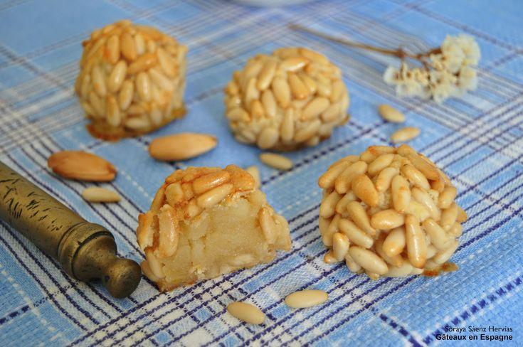 120 best desserts pains g teaux en espagne images on - Recette tuiles aux amandes masterchef ...