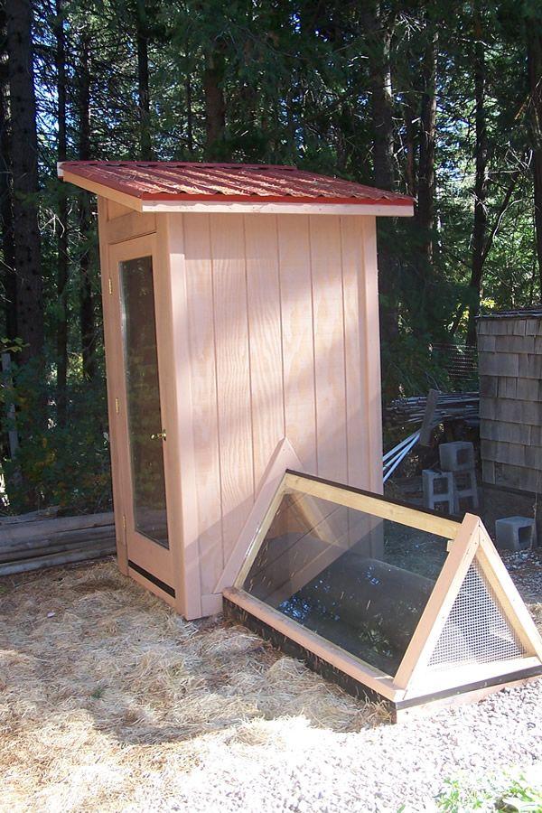 Building a solar dehydrator peak prosperity food for Garden shed designs yourself