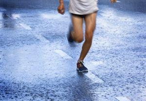 correr bajo la lluvia. Consejos ✨